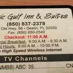 Photo de Scenic Gulf Inn & Suites