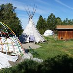 Φωτογραφία: The SnowMansion Taos Hostel Ski Lodge Inn & Campground