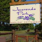 Entrance to Jacaranda Park