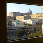 A View of Rome Foto