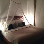 Loved the mosquito net around the bed