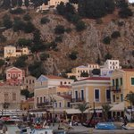 Beautiful Island Of Symi