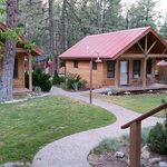 Φωτογραφία: Shadow Mountain Lodge and Cabins