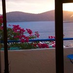 Sunrise at Elounda