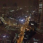 Night view from 46th floor