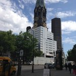 Foto van Hotel Crowne Plaza Berlin City Center