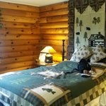 Φωτογραφία: Wind in the Pines Bed & Breakfast