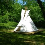 Photo de Tipi Holidays in France