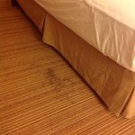 floor next to bed