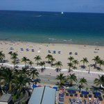 Bild från Courtyard by Marriott Fort Lauderdale Beach