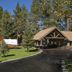 Big Bear Frontier Cabins & Hotel Big Bear Lake