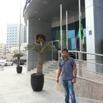 Photo de Plaza Inn Doha