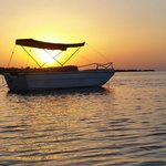 Roda Corfu sunset July 8th 2014