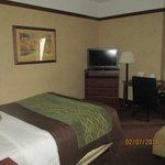 Foto de Comfort Inn Trolley Square
