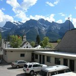Foto di Bow Valley Motel