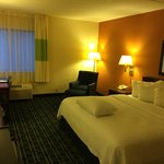 Fairfield Inn Albany East Greenbush resmi