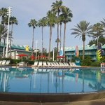 Disney's All-Star Sports Resort resmi
