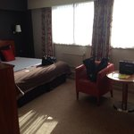 Executive room, free upgrade