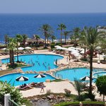 Foto van Hilton Sharm Waterfalls Resort