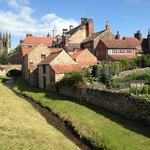 The beautiful village of Helmsley