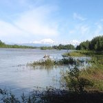 Susitna River Lodging Foto
