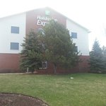Φωτογραφία: Holiday Inn Express Vernon Hills