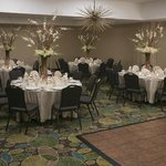 Large Social Banquet Space with Dance Floor