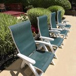 Poolside Guest Chairs