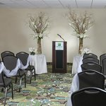 Wedding Ceremony in Banquet Space