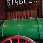 Stables Steakhouse has old-world charm and is a classy local restaurant that was once an actual