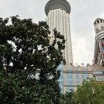 Radisson Blu Hotel Shanghai New World resmi