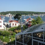 Greenleaf Inn at Boothbay Harbor resmi