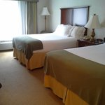 Foto van Holiday Inn Express Hotel & Suites Newton Sparta