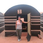 Our Bedouin hut #8