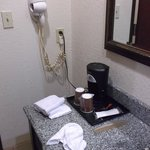 Foto de Hi Way Inn Express Hotel & Suites of Atoka OK