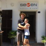 Photo de SEVEN Hostal & SPA