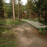 Headwaters Lodge & Cabins at Flagg Ranch resmi