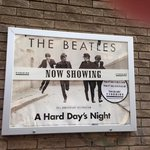 Tyneside Cinema & Beatles. Superb