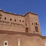 "Quarzazate  ""Kasbah"" we visited visit with small fee."