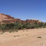 "Quarzazate day trip.""Ait Benhaddou"" a few miles out from Quarzazate .you can visit with small fe"