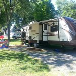 Foto de Old Mill Stream Camping Manor