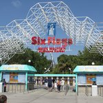 Photo de Six Flags Magic Mountain