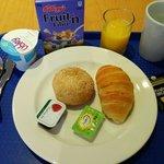 Photo de Comfort Inn London - Edgware Road