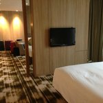 Crowne Plaza Changi Airport Hotel Foto
