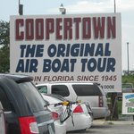 Photo of Coopertown Airboats