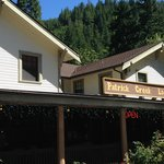 Foto de Patrick Creek Lodge and Historical Inn