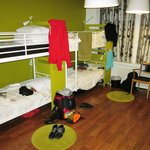City Backpackers Hostel resmi