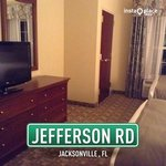 صورة فوتوغرافية لـ ‪Holiday Inn Express Jacksonville East‬