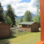 Φωτογραφία: Glacier View RV Park & Cabins