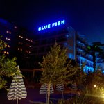 Foto van Blue Fish Hotel